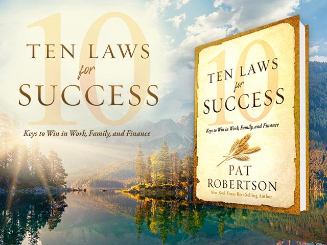 The Ten Laws of Success