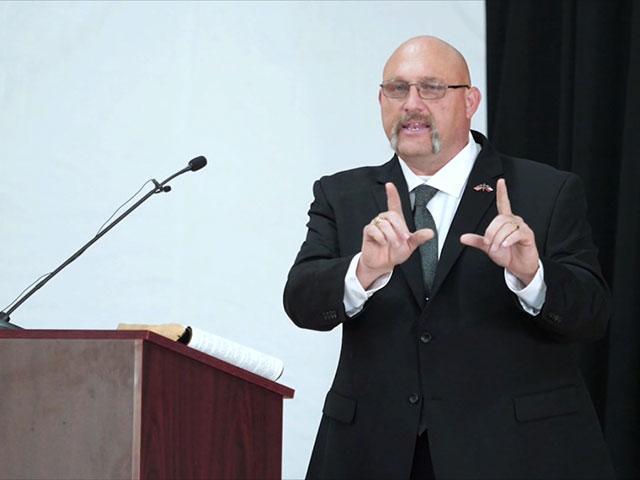 Pastor Frank Pomeroy.