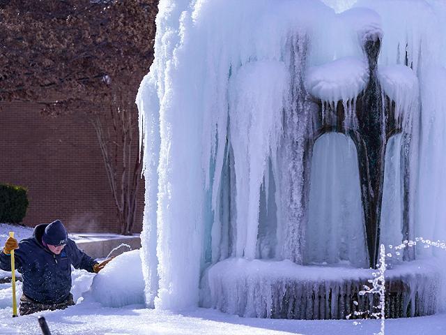 Texas Freezes