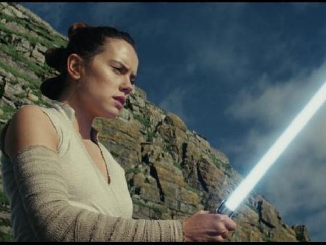 "Image from Disney's ""Star Wars: The Last Jedi."" Courtesy Luscasfilm via AP"