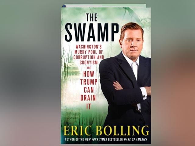 Eric Bolling's new book, The Swamp