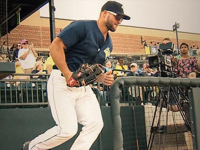 Tim Tebow Baseball 2