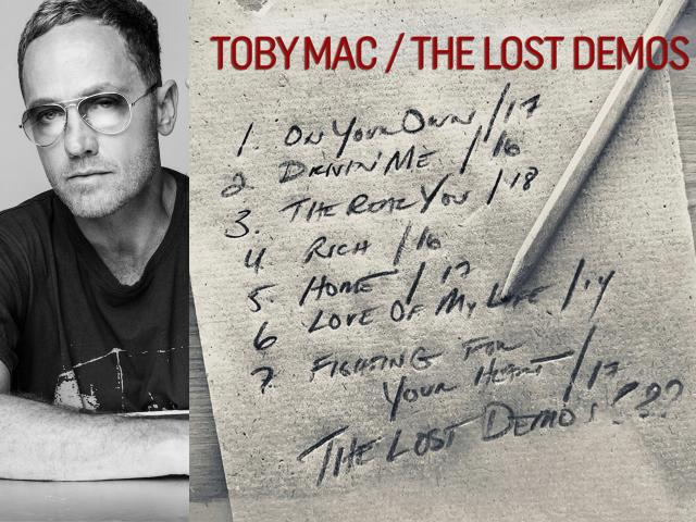 TobyMac Lost Demos