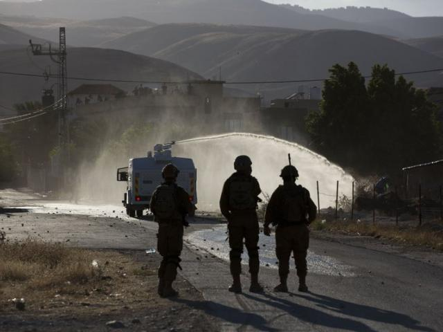 tropas israelies