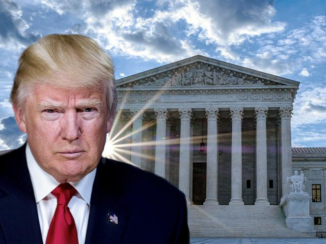Trump and Supreme Court