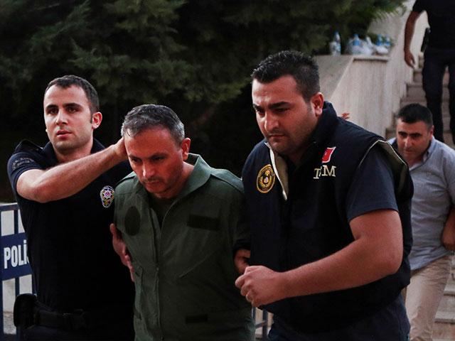 Turkish government detains more than 6,000, Associated Press photo