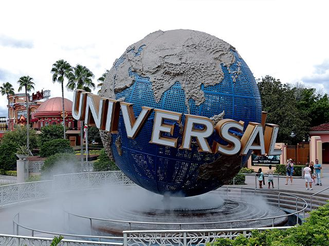 Image source: Universal Studios in Orlando (AP Photo).