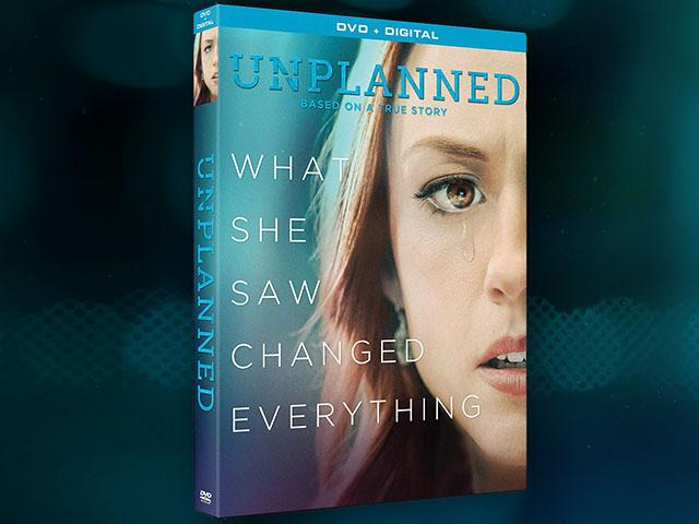 Unplanned DVD