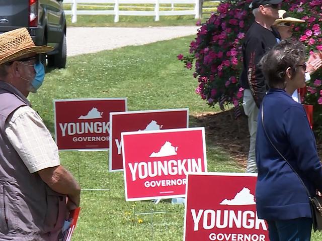 Virginia Governor's Race