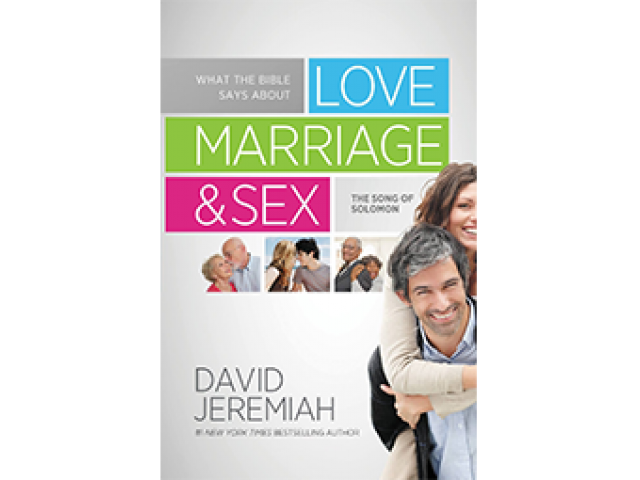 David jeremiah sex in marriage