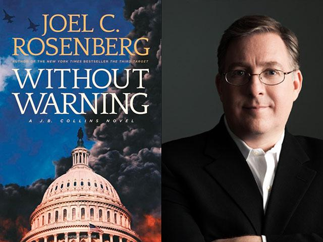 Without Warning, by Joel C. Rosenberg