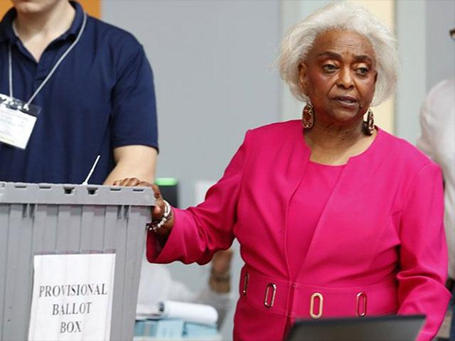 Broward Supervisor of Elections Brenda Snipes