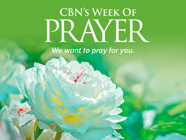 CBN Week of Prayer 2021