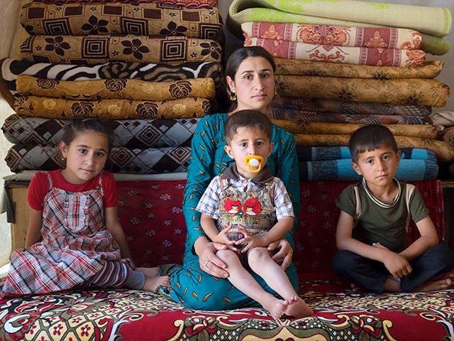Yazidi Genocide