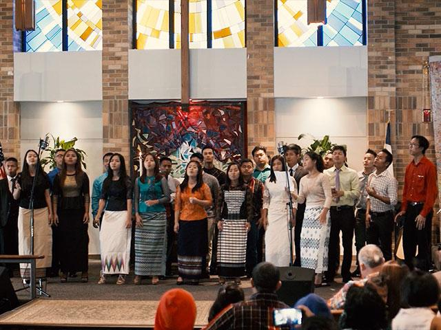 Zion Lutheran Church Reaches Out to Refugee Communities