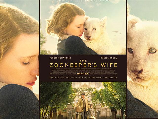 Zoo Keepers Wife
