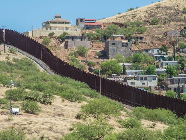 Mexico Border AS