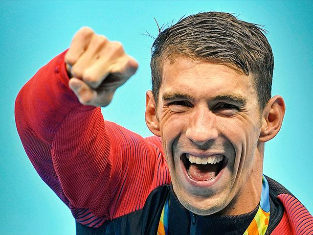 Michael Phelps ap
