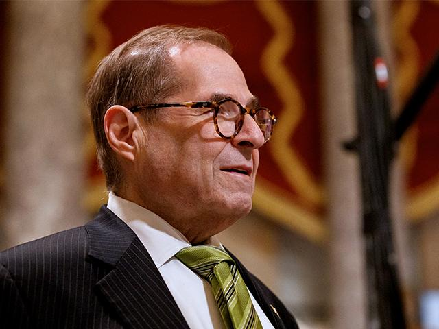 House impeachment manager Rep. Jerry Nadler (Photo: Patrick Robertson/CBN News)