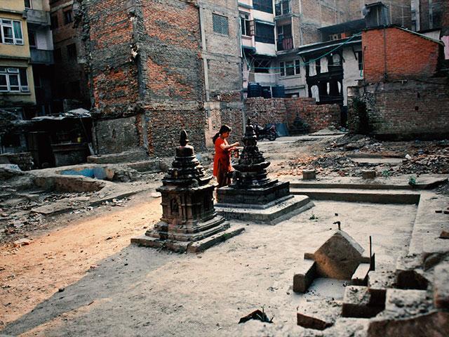 Nepal Earthquake 1 yr. Anniversary