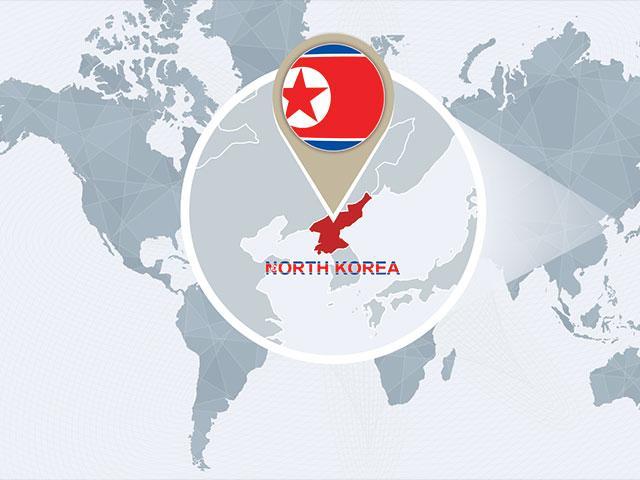 northkoreamapas