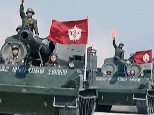 northkoreantanks
