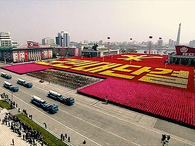 northkoreaparade