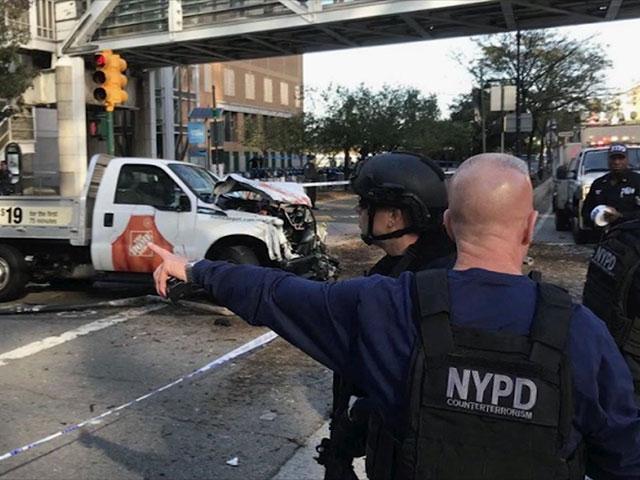 NYC Terror Attack