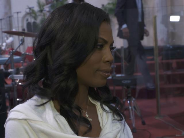 Omarosa Manigault at the RNC