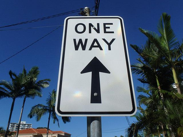 one-way-sign