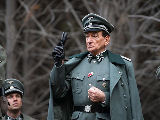 Ben Kingsley in Operation Finale