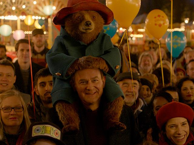 Paddington 2, starring Hugh Bonneville