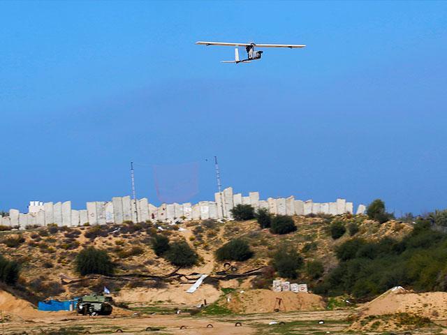 Palestinian Military Drill Photo Credit: AP