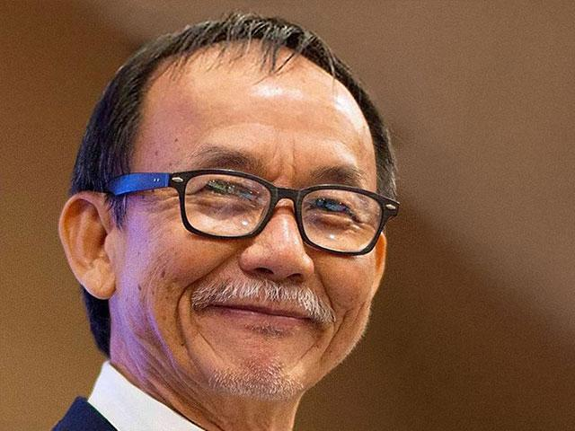 Pastor Raymond Koh (Photo courtesy: Voice of the Martyrs)