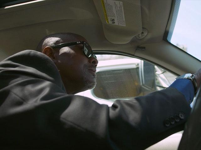 Pastor Uber Driver