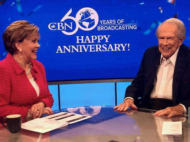 Pat Robertson steps down as daily host of The 700 Club after 60 years