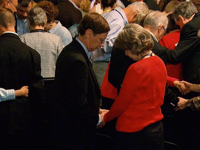 Tony Evans, National Day of Prayer