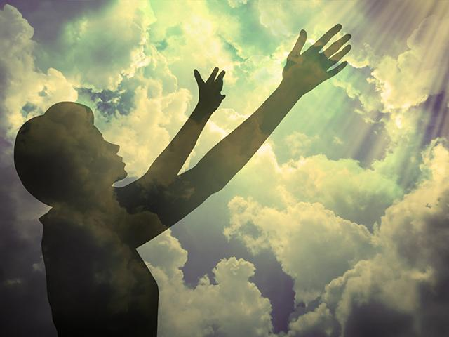 praise-god-silhouette