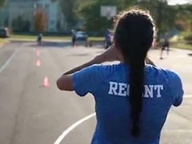 Regent University Athlete