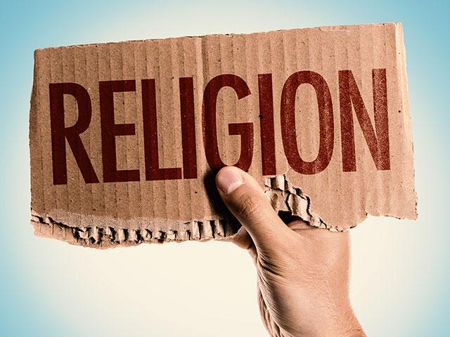 religioncardboardas
