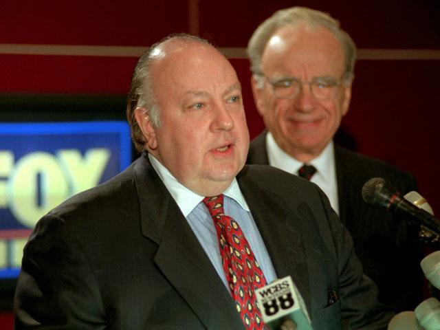 Roger Ailes AP file photo