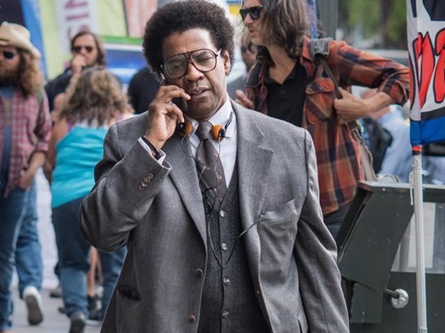 Roman J Israel Esq, christian movie review