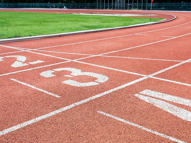 Running, Lane, Track