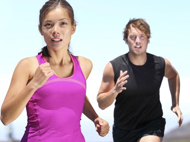 runner-woman
