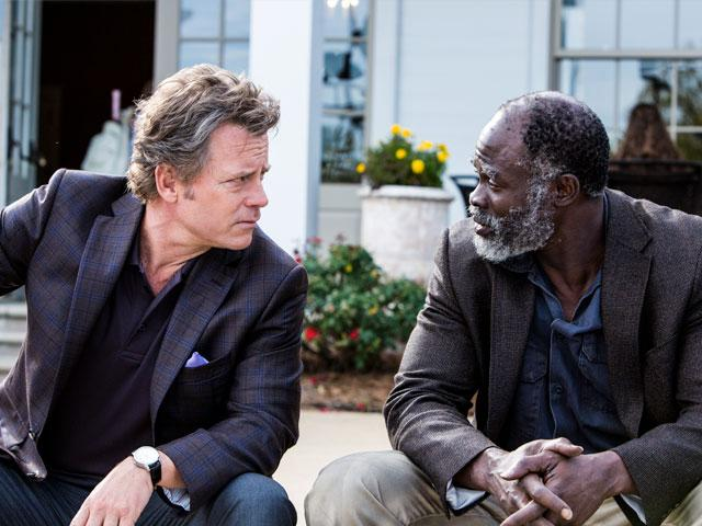 Same Kind of Different as Me, starring Greg Kinnear and Djimon Hounsou