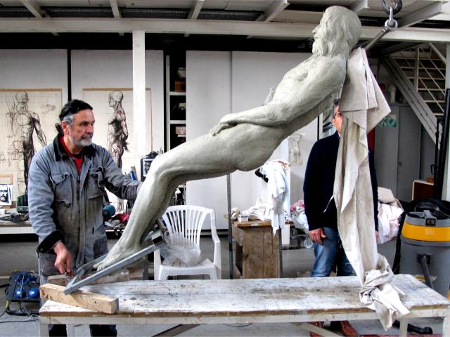The Precise Image of What Jesus Looked Like': 3-D Replica