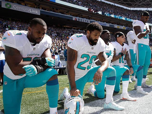Seahawks Kneeling AP
