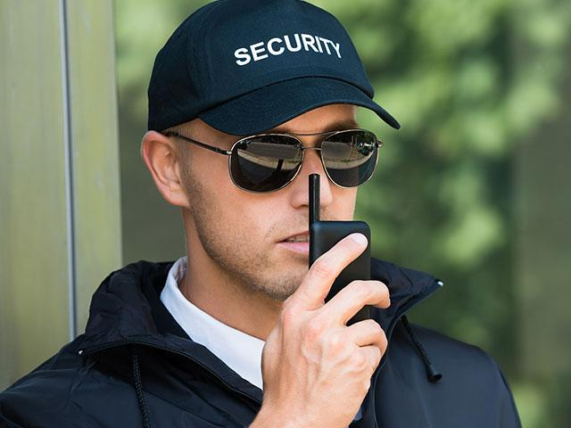 Security Guard AS