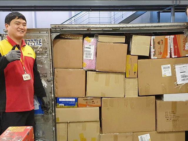 SmartAID Sends Protective Gear to ChinaSmartAID Sends Protective Gear to China. Courtesy: SmartAID
