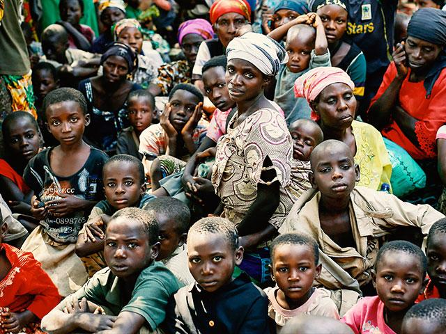 Somalian Refugees
